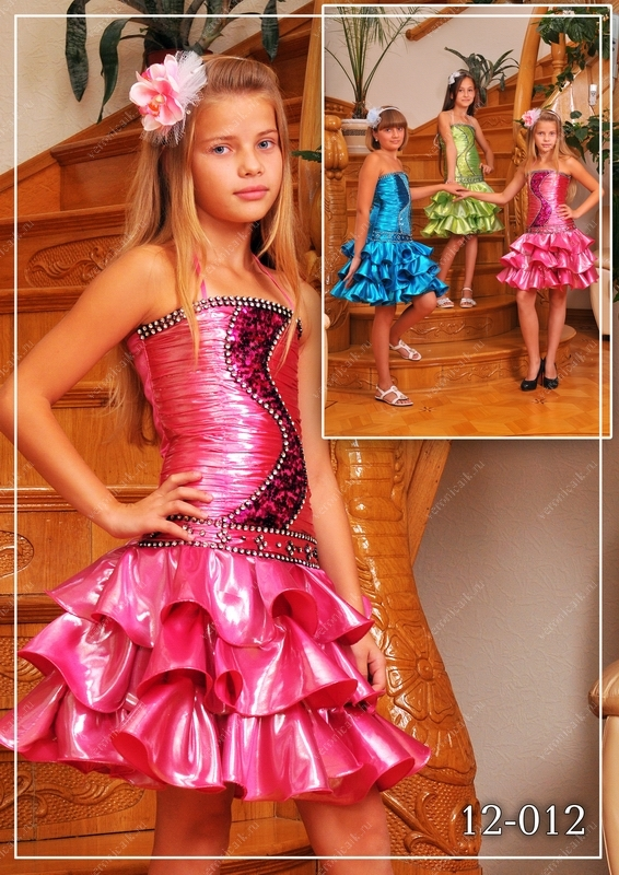 Children dresses 2012