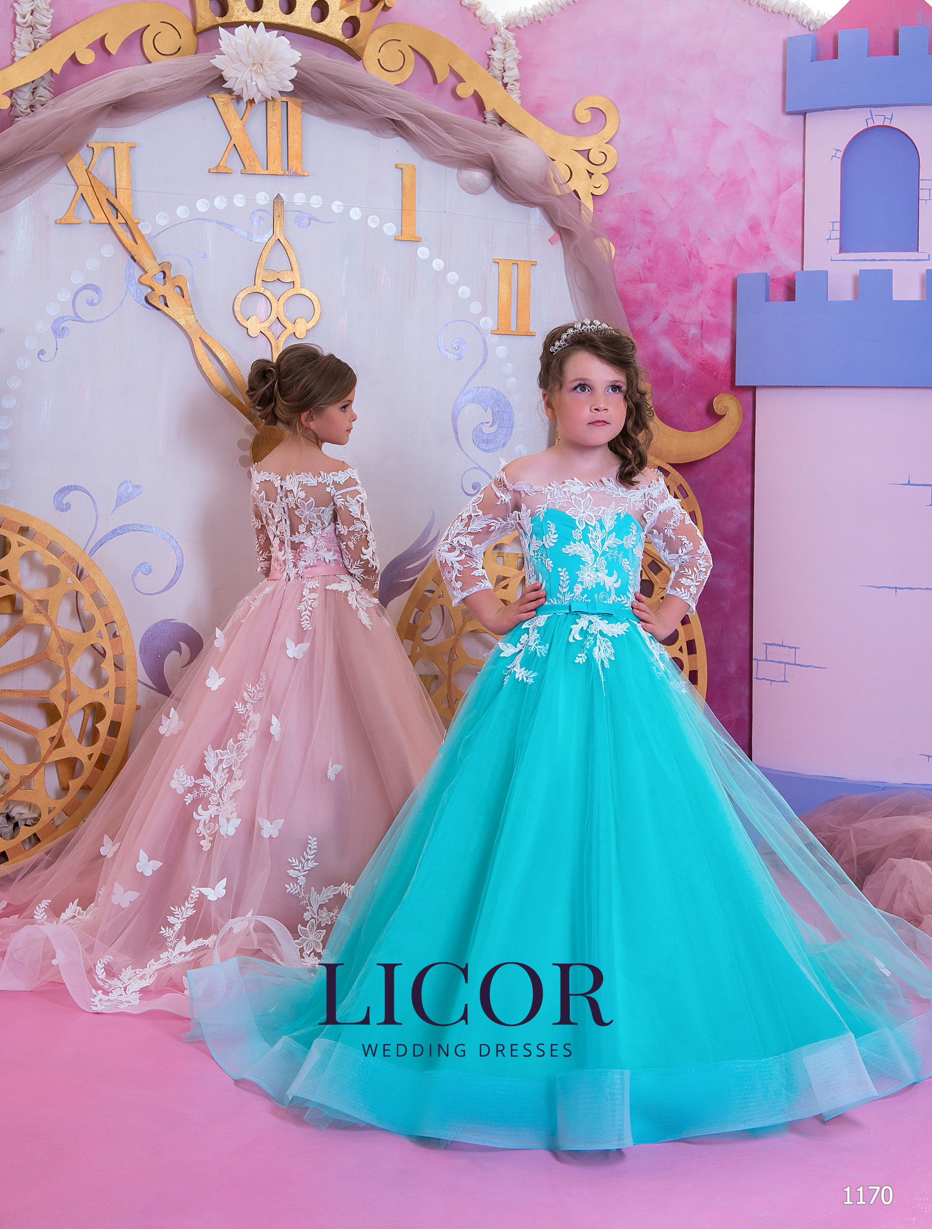 Children dresses 2018