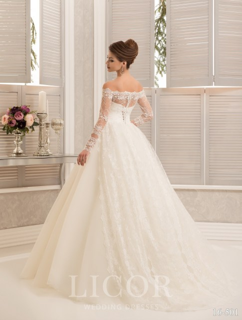 Wedding Dress16-501