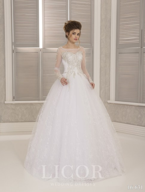 Wedding dress wholesale 16-631